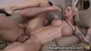 Depraved hot blonde Brooke_Banner with_huge boobs get fuck Preview Image