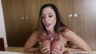 Ariella Ferrera, satisfying hot Danny Wylde Preview Image
