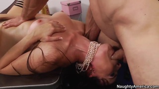 Dana DeArmond and Jordan Ash fuck on workplace Preview Image