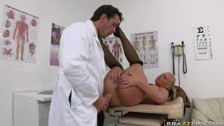 Dr. Orgasm - a doctor who administers illegal orgasms to hot and sexy female patients Preview Image