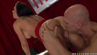 Johnny Sins is fucking the tight cunt of Rachel Starr Preview Image