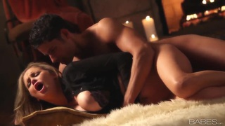 Aron Matthews and Katie Kox_in the_awesome beautiful fucking scene Preview Image