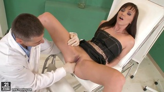 Doctor Anal will treat hot chick Alysa Gap Preview Image