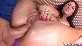 Tiffany Mynx in Serious Anal with Tiffany Mynx Preview Image