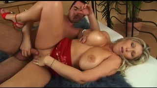 Busty Curvy Milf With Blonde Bush by KR Preview Image