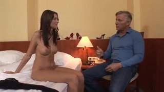 Kattie Gold -Lovely Anal From Older Guy Preview Image