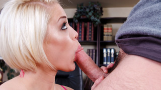 hollywood les Online scene, Ash hollywood & charles dera in naughty book worms Preview Image