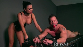 BDSM XXX Slave boy gets hardcore treatment by_Dom Preview Image