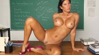 Lezley Zen & Seth Gamble in My First Sex Teacher Preview Image