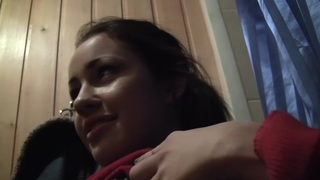 Izi Ashley in two guys fuck izi in a lusty pick up sex vid Preview Image