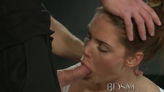 BDSM XXX Kinky slaves learn the hard way Preview Image
