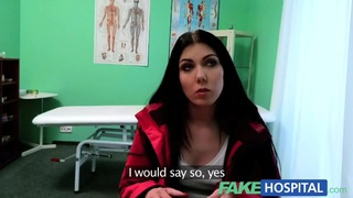 FakeHospital Sexy patients moans of pleasure Preview Image
