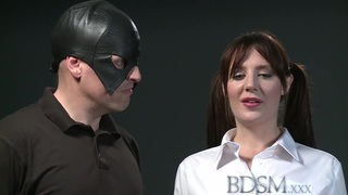 BDSM XXX Pale skinned_sub has_mind and pussy fucked up Preview Image