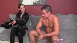 Love Creampie Accidental casting creampie for agent Preview Image