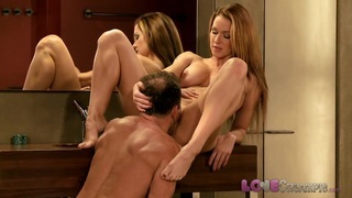 Love Creampie Big tits milf fucked_in the bathroom Preview Image
