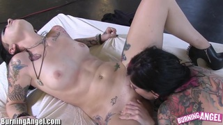 BurningAngel Joanna Angel and Emo Slut make guy Watch Preview Image
