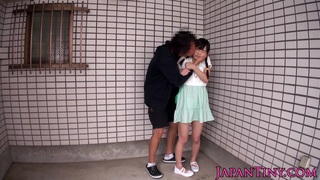 Innocent asian teenies bum and vagina fingered Preview Image