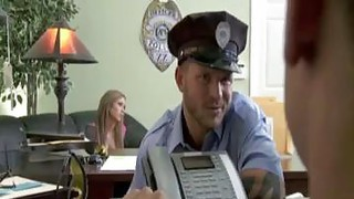 Double Penetrated By_Two Officers Preview Image