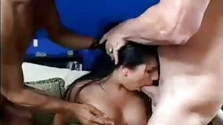 Busty Whore Double Penetrated Preview Image