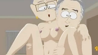 South Park Hentai Richard_and Mrs Garrison Preview Image