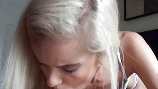 Slender gf Halle Von tries out anal sex and caught on camera Preview Image