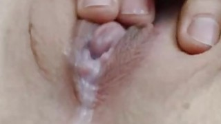 Hot creampie and_fingering_in front of cam Preview Image