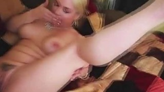 Sweet blonde babe Sarah Vandella show her amazing_body Preview Image
