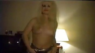 Hairy Blonde Stripping Classic Preview Image