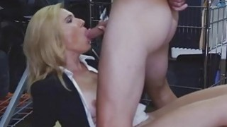Lovely milf mom sell her wet pussy for cash Preview Image