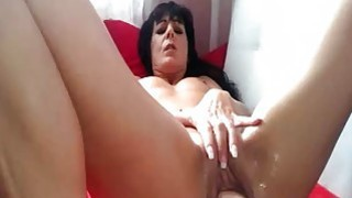 Wild amateur MILF pussy fisting and squirting orga Preview Image