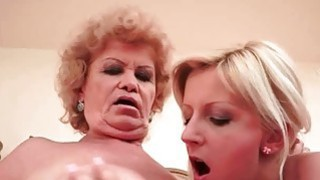 Hot Teens and Chubby Grandmas Lesbian Compilation Preview Image