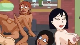 Cleveland Show Porn Night of fun 4 Donna Preview Image