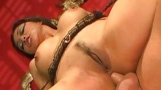 Big boobs Asian babe sucking and fucking real hard Preview Image