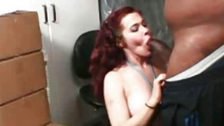 Mae Victoria: Big Juggs Momma Fucked By Black Cock Preview Image