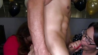 Office girls going wild for blowjob and good licking Preview Image