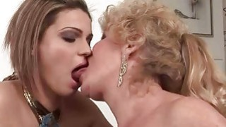 Old Pussies and Young Cunts Lesbian Compilation Preview Image
