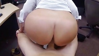 Big butt amateur screwed by pawnkeeper Preview Image