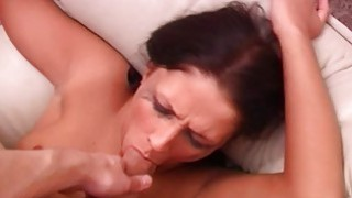 Face Fucking Abuse To My Pretty Redhead Girlfriend Preview Image