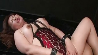 Reiko Shimura feels needy to play in dirty bondage show Preview Image