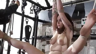 Kinky Beauvoir enslaved and tied up in dungeon bd Preview Image