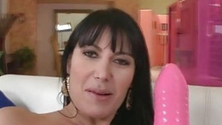 Sexy chick Eva Karera fucking a huge cock Preview Image