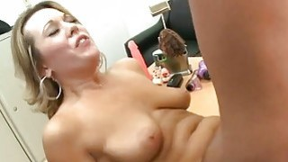Babe is being screwed hard by a tough dude Preview Image