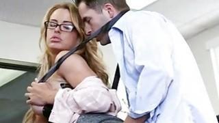 Big tits office babe Corrina_banged good Preview Image