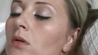 Lesbian fun with czech submissive MILF Hanka Preview Image