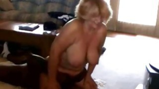 Cuckold Wife Sits on a Black Man Preview Image