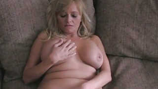Busty British amateur Milf banged on casting Preview Image