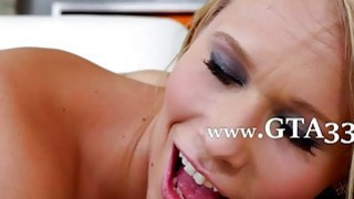 Lezzies anal toying and licking_cunts on the couch Preview Image