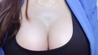 Big black cock in exotic big tit secretary Preview Image