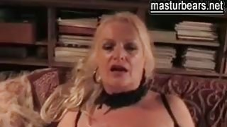 busty and sex crazy German Granny Sandra Preview Image