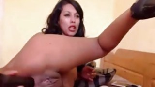 Amazing Double Anal toying and riding_At home Preview Image
